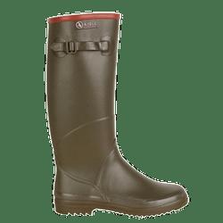 Chantebelle優雅外型,有別於已往的狩獵膠靴,而至今依舊為時尚必選款