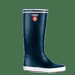 Regate與航海家Marc Pajot 共同開發款式。在當時的慕尼黑夏季奧運會上,此款膠靴的防滑鞋底特色及出色的白色滾邊線條外觀。