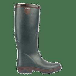 Parcours顛覆傳統概念的狩獵膠靴,結合登山鞋的舒適。